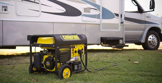 best 4000 watt portable generator