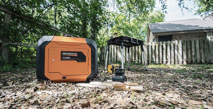 what are the quietest generators